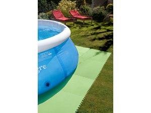 Mata- przedmiot, bez którego żaden basen ogrodowy nie mógłby dobrze funkcjonować