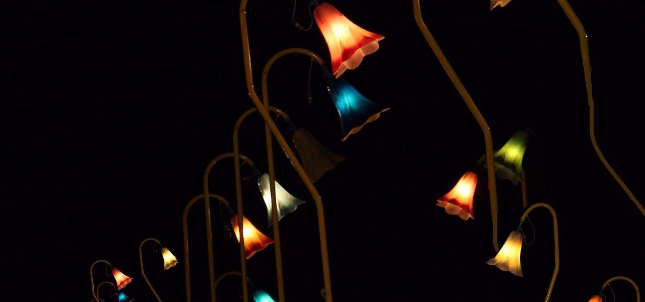 Nastrojowe światło inteligentnej żarówki